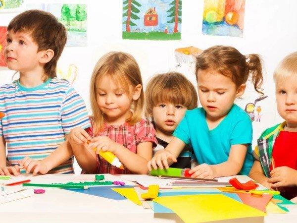 Детский сад №4 1