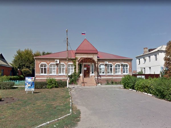 Администрация Медведовского сельского поселения 3