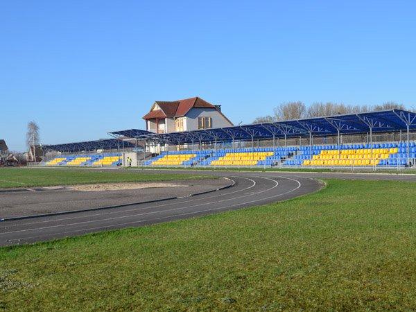 Стадион Колос в Тимашевске 2