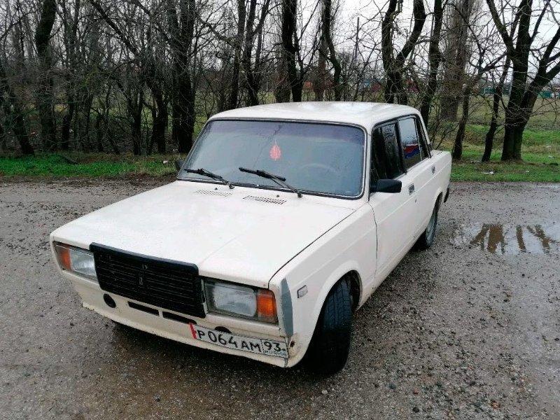 ВАЗ 2107, 1999