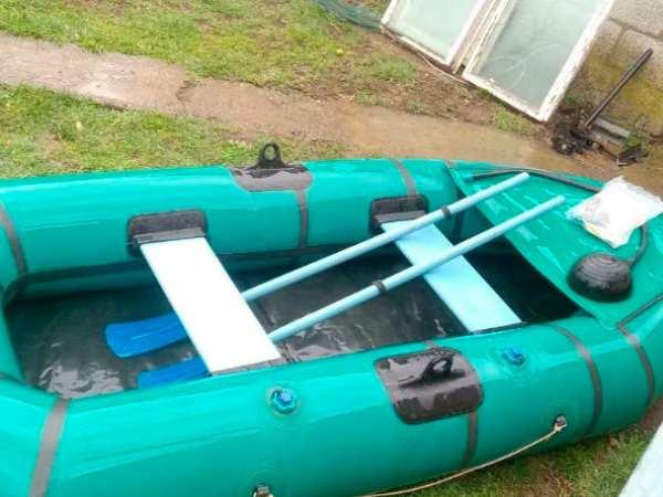 Лодка резиновая Омега-2