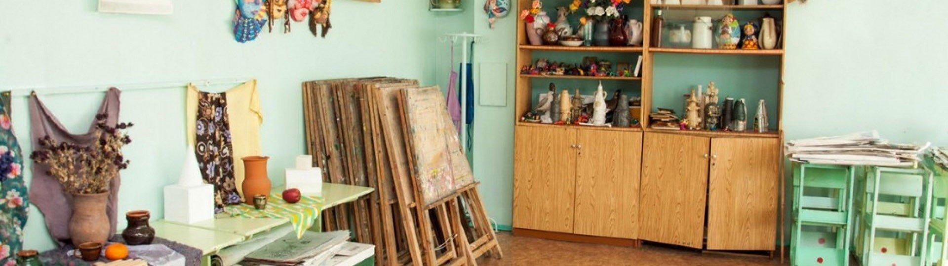 Тимашевская детская художественная школа