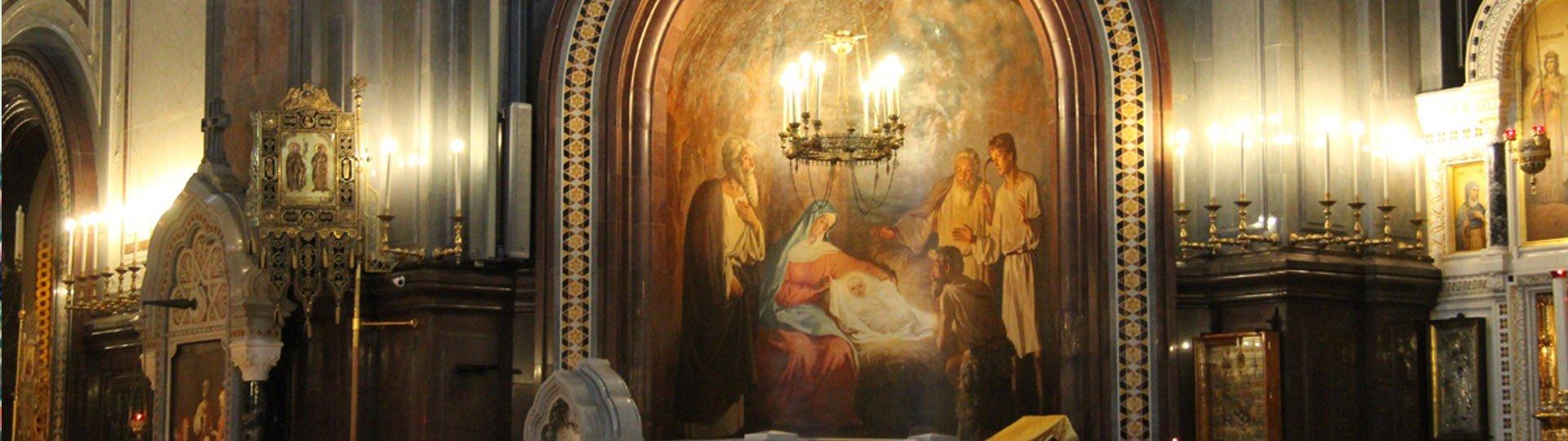 Православный приход Свято-Вознесенского храма