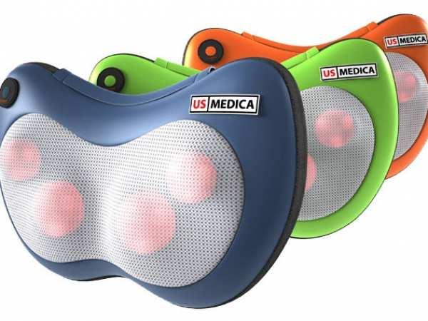 Подушка массажная Apple, US MEDICA