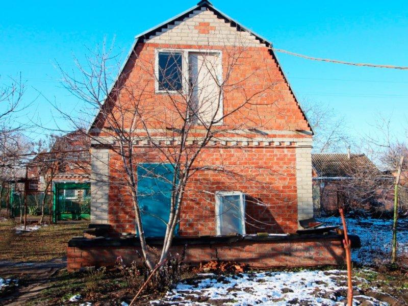 Дом 44 м² на участке 15 сот.