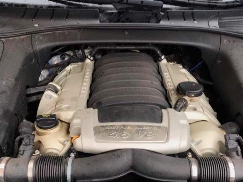 Porsche Cayenne S, 2007