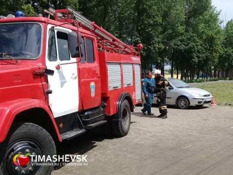 ФГКУ 13-й ОФПС по Краснодарскому краю ПСЧ № 54