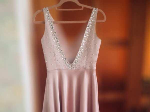 Выпускное платье 2 в 1