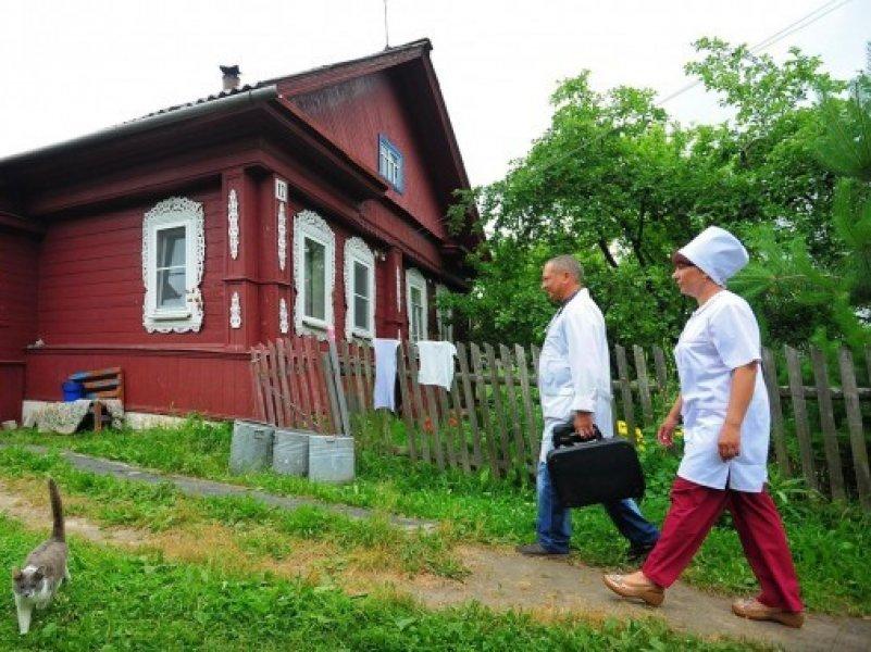 В сельской местности медработникам  вернут освобождение от уплаты НДФЛ