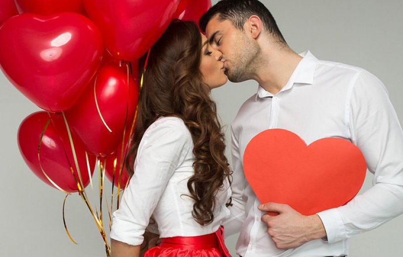 Что хотят в подарок на День Валентина женщины