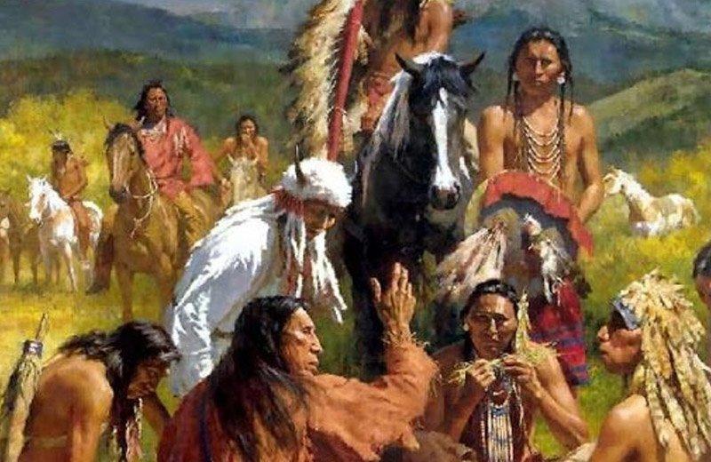 Пророчества племени Хопи