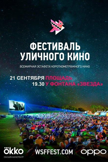 VI Всемирный Фестиваль уличного кино!