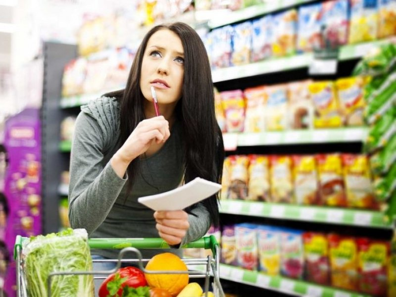 В России прогнозируют рост  цен на продукты до 20%