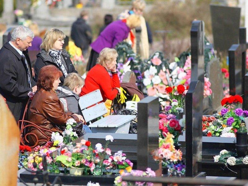 11 мая жители Кубани не смогут попасть на кладбища
