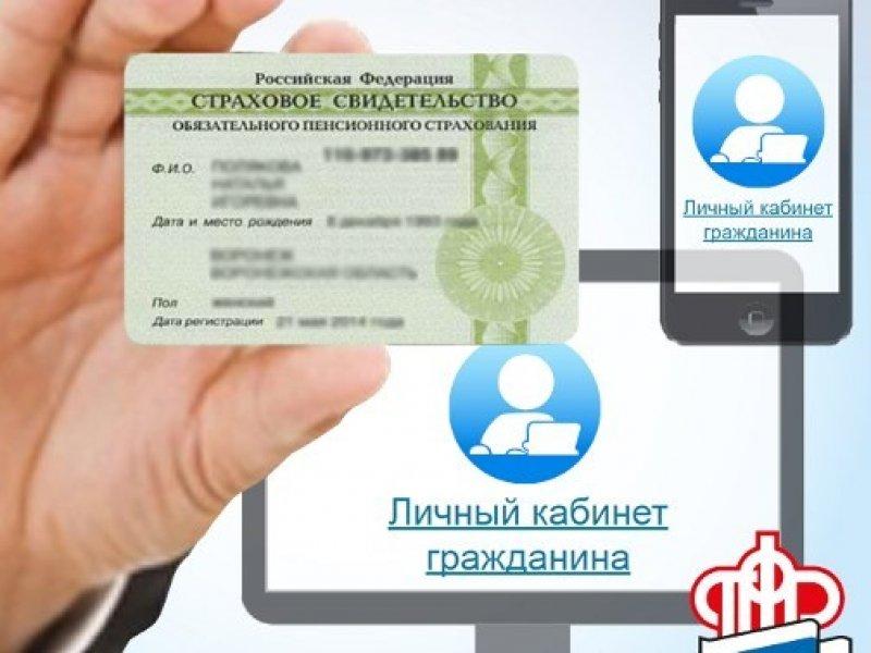 В России действует электронный СНИЛС