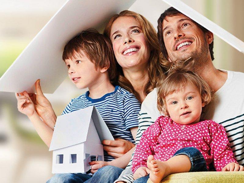 Многодетным семьям  выделят дополнительно 450 тысяч рублей на погашение ипотеки