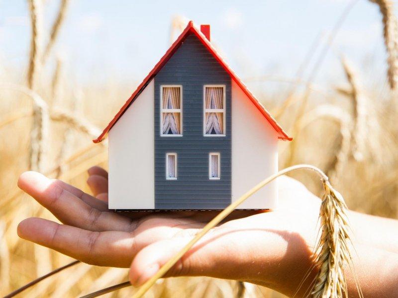 На «сельскую ипотеку» выделят 2 млрд рублей