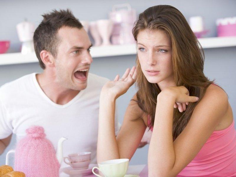Пары, которые не ссорятся, чаще расстаются