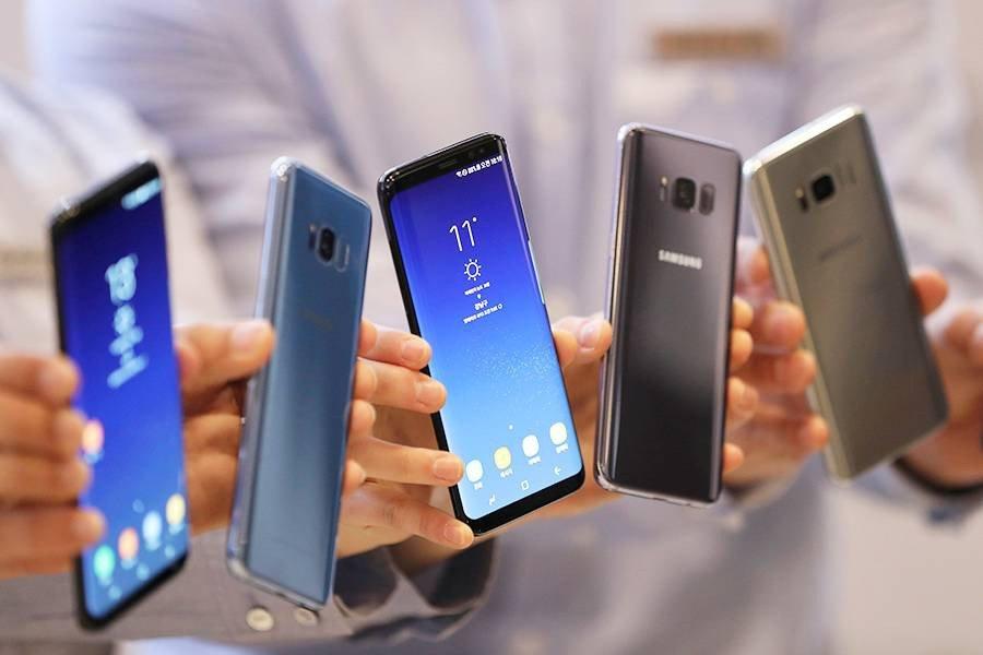 Названы ТОП- 20 лучших в мире смартфонов