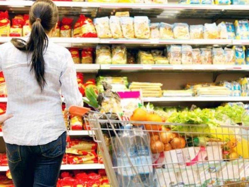 В России производится достаточно продуктов питания