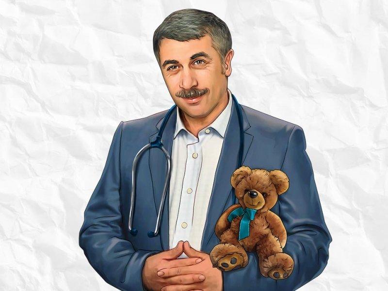 Доктор Комаровский : «ребенок должен болеть»
