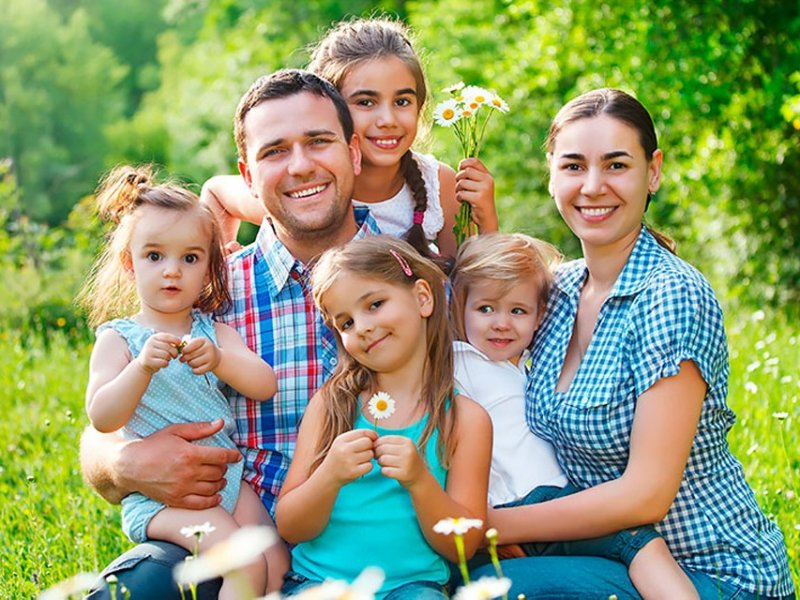 На Кубани многодетные семьи теперь получат землю сразу в собственность