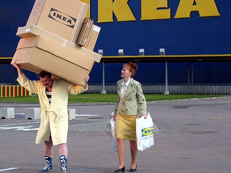IKEA и «Почта России»  запустят доставку товаров по всей России
