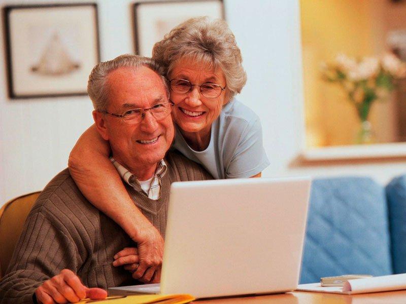 Большинство услуг Пенсионного фонда можно получить через личный кабинет