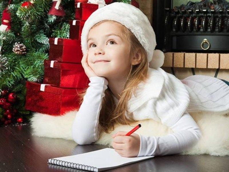 Как узнать, что же хочет малыш получить на Новый Год?