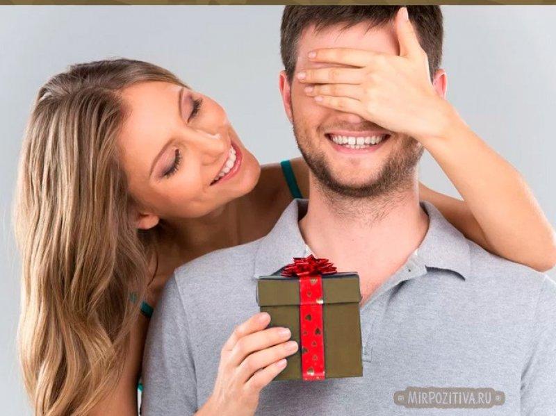 Социологи назвали, какие подарки больше всего ждут мужчины  на 23 февраля