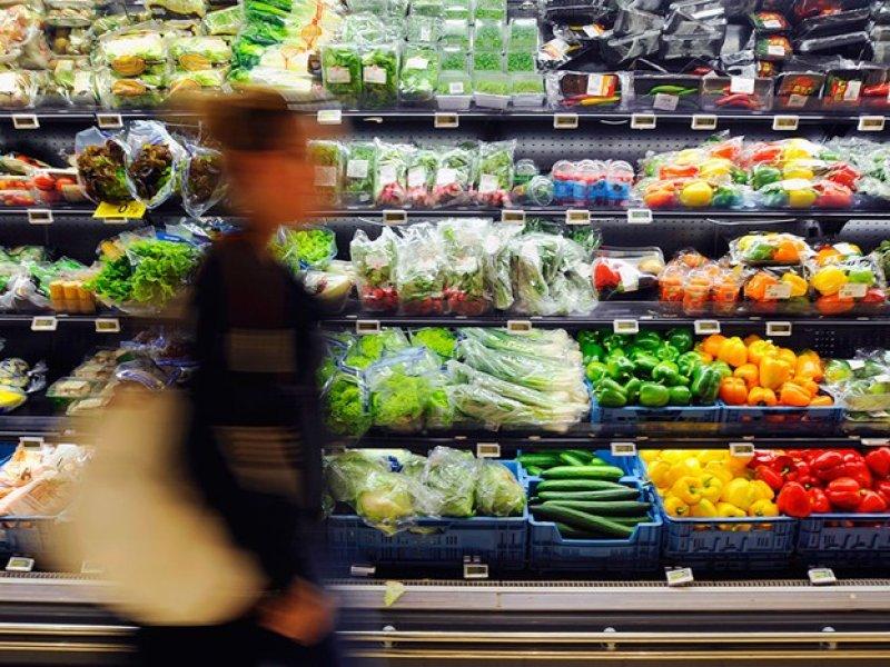 В России прогнозируют снижения темпов продовольственной инфляции