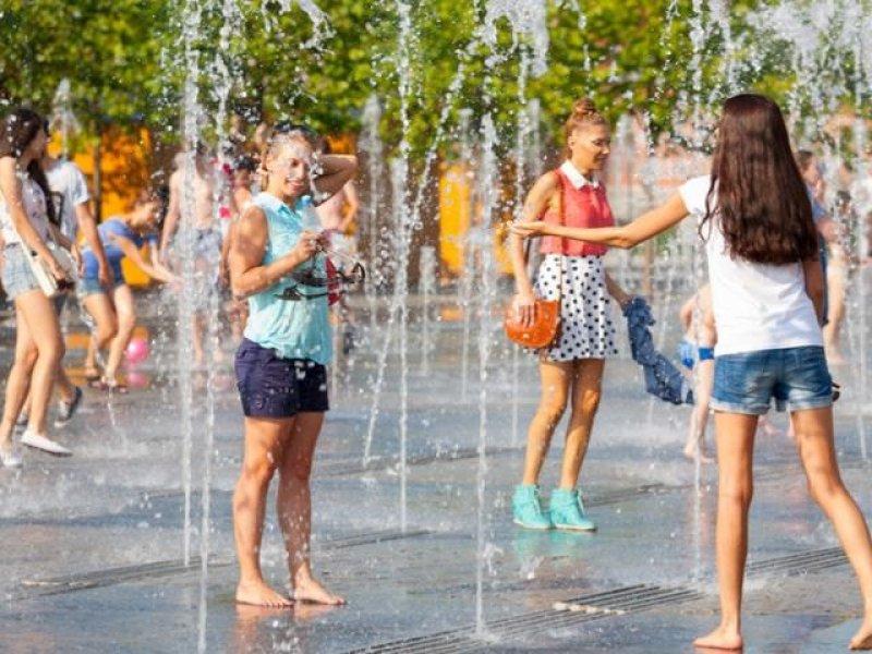 На Кубань придет 39-градусная жара