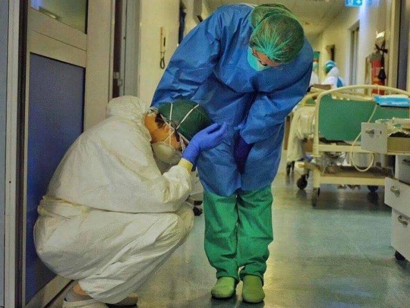Когда опасная работа врачей будет оценена по достоинству?