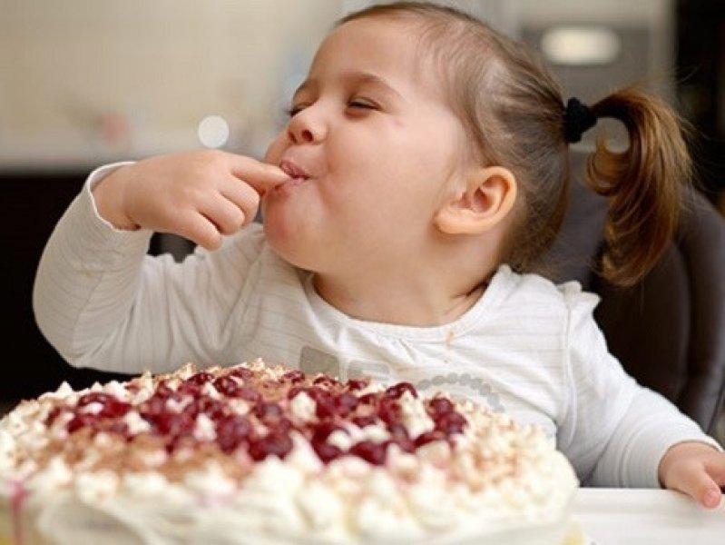 Какие сладости любят российские дети