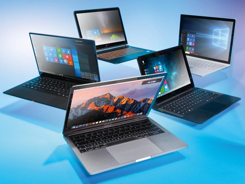 В России выросли продажи ноутбуков