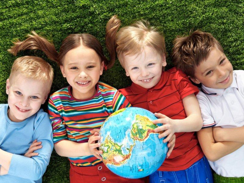 Сегодня - Международный день защиты детей