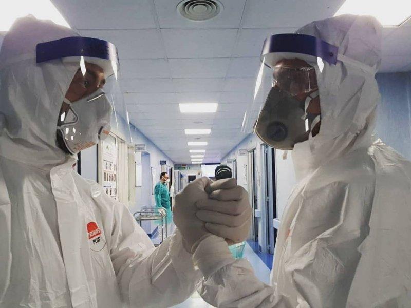 В России все регионы прошли пик эпидемии COVID-19