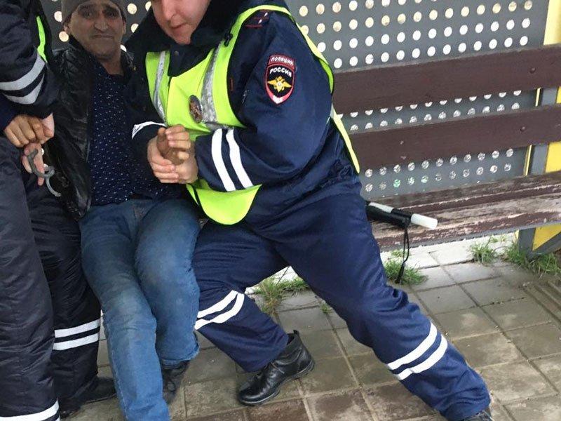 Задержан межрегиональный наркокурьер