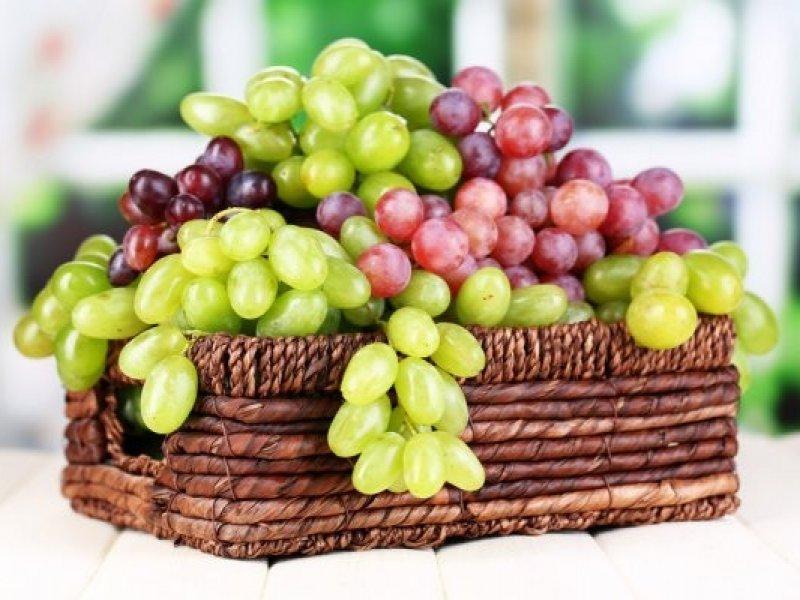 Как правильно выбрать вкусный виноград