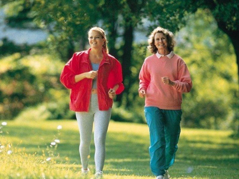 Сколько нужно делать шагов в день для сохранения здоровья