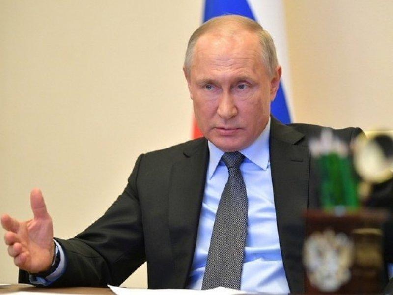 Обращение Путина к нации 15 апреля по коронавирусу