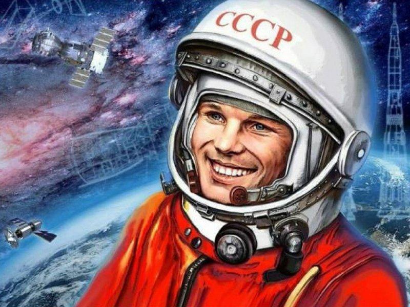 Как Юрий Гагарин помог «создать» интернет