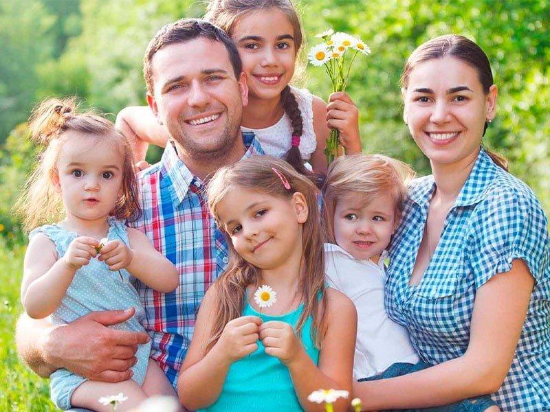 В России многодетным родителям  предложили продлить оплачиваемый отпуск