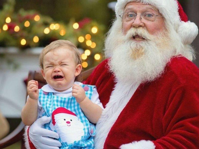 Когда лучше знакомить ребенка с Дедом Морозом