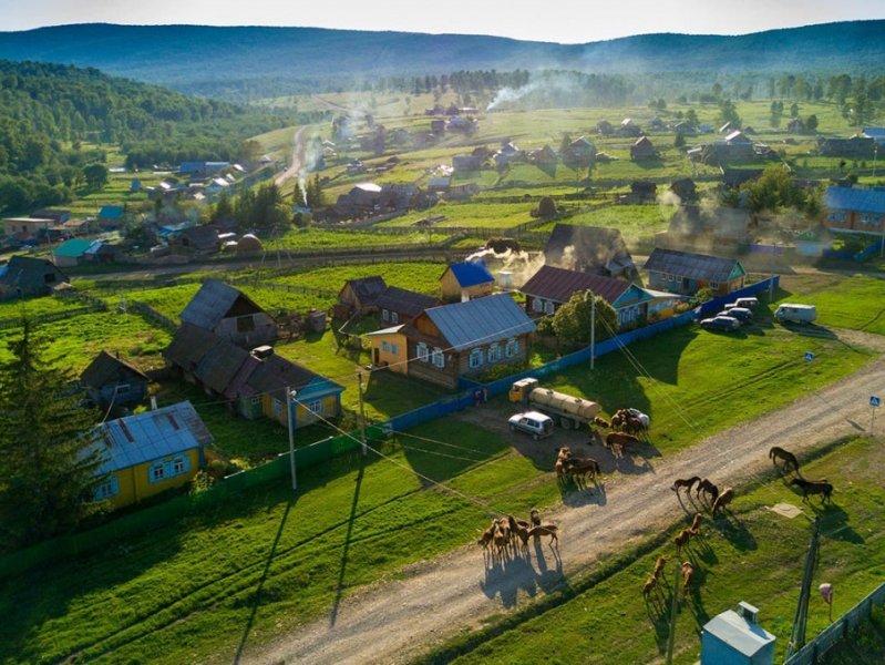 В России на развитие сельских территорий направят более 220 млрд. рублей