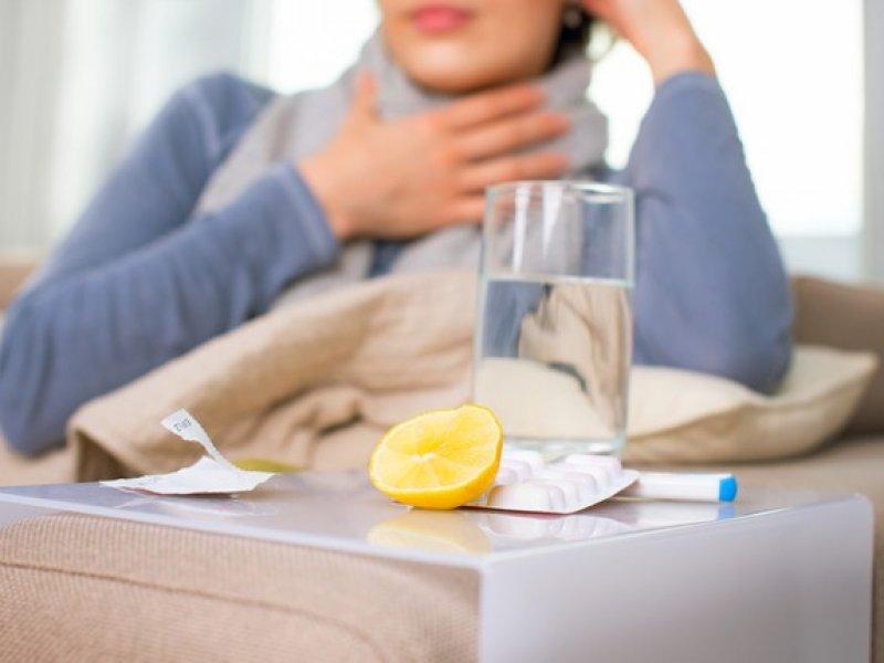 В России раньше времени начался сезон гриппа и ОРВИ