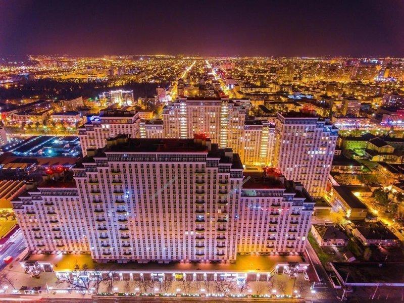 Краснодар вошел в тройку самых желанных для переезда городов страны