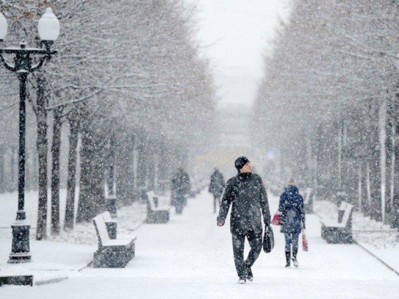 На Кубани прогнозируются дожди и снегопад