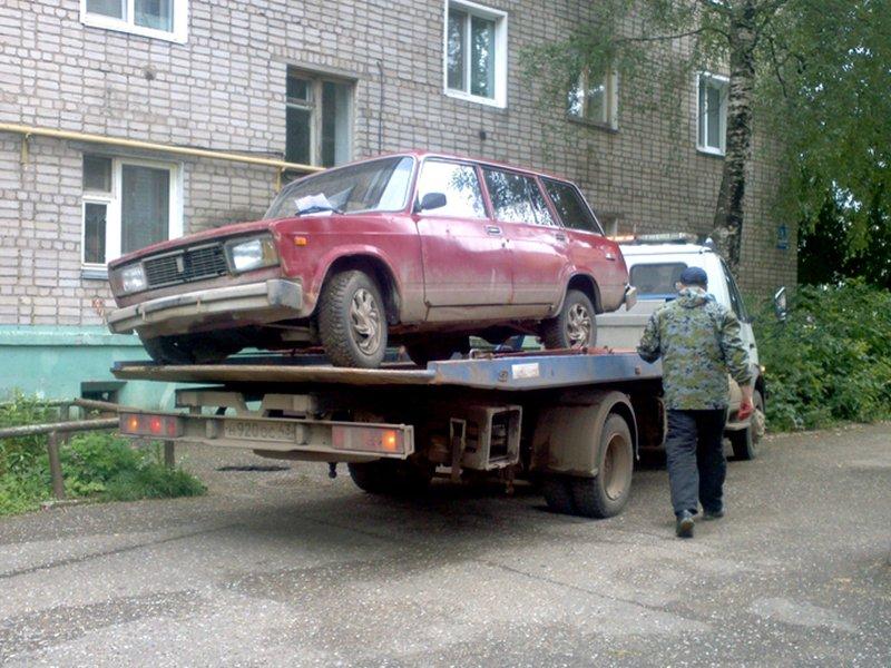 В Краснодаре мужчина заработал почти миллион на кражах автохлама с городских улиц