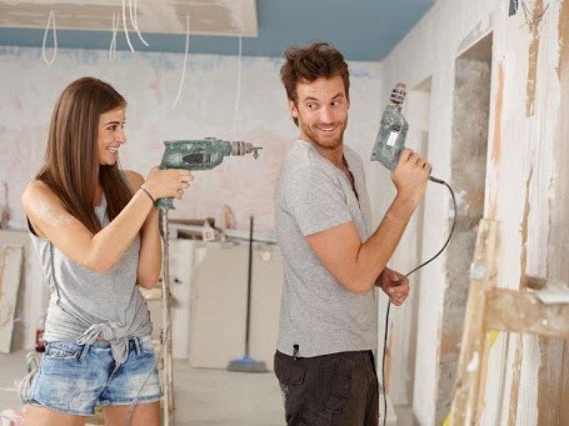 В России предлагают отвести на шумный ремонт в квартирах три дня в неделю